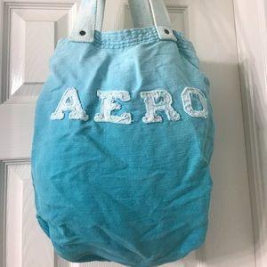 Aeropostale hobo bag
